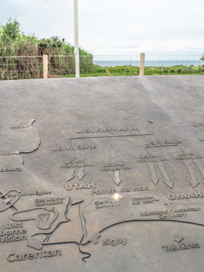 The best D-Day sites to visit in Normandy, France | WWII | WW2 | Pointe du Hoc | memorial