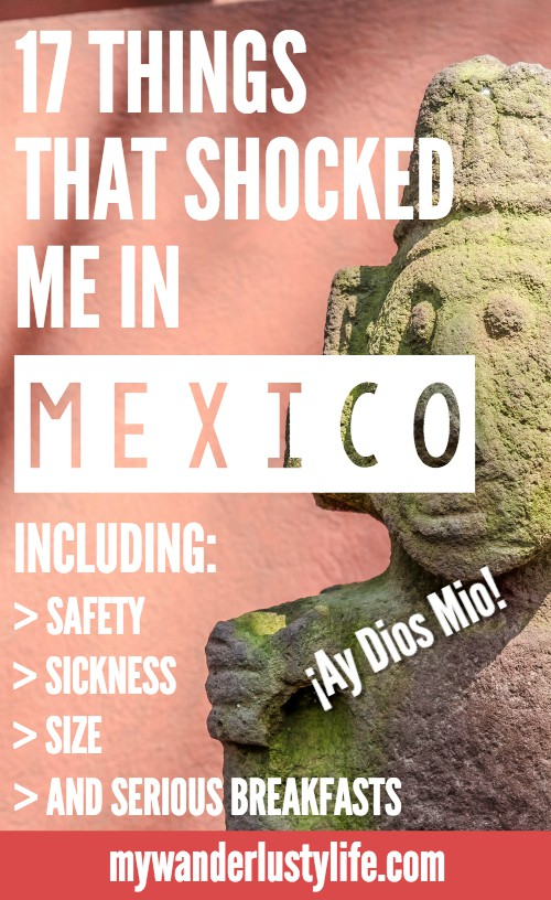 17 Things That Shocked Me In Mexico | Mexico City + Oaxaca | Dia de Muertos | safety | size | altitude sickness and stomach sickness | Mexican food | Color | Day of the Dead | medicine | pesos and money | art | buses | eating grasshoppers | lucha libre | cheap and affordability | breakfast coffee chocolate | friendliness