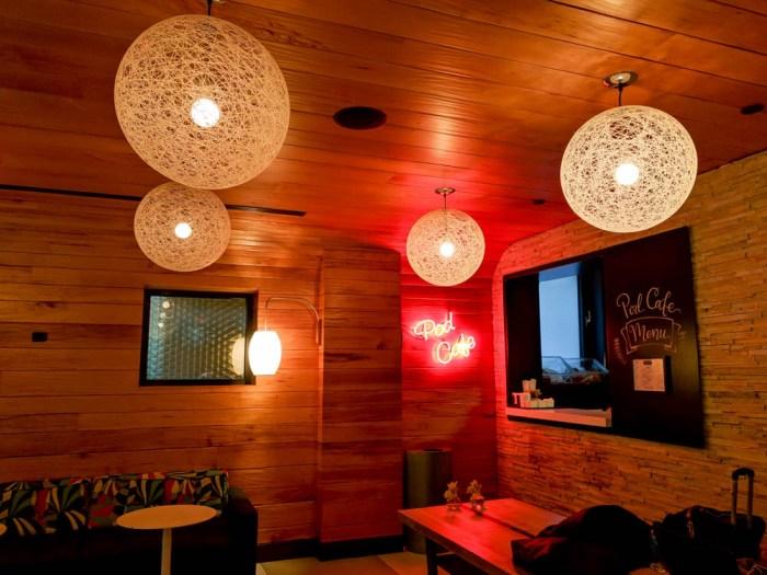 Pod Café at Pod 51