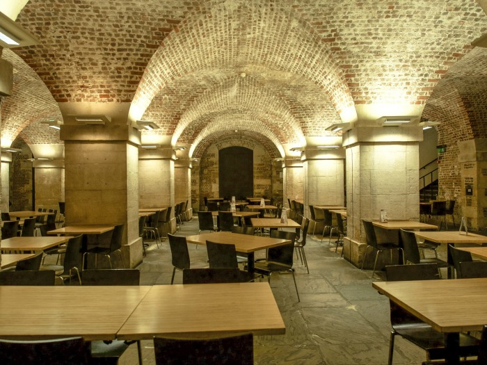 The Best 5-day London Itinerary for First-Time Visitors | London, England, United Kingdom | Breakfast at Café in the Crypt, St. Martin-in-the-Fields