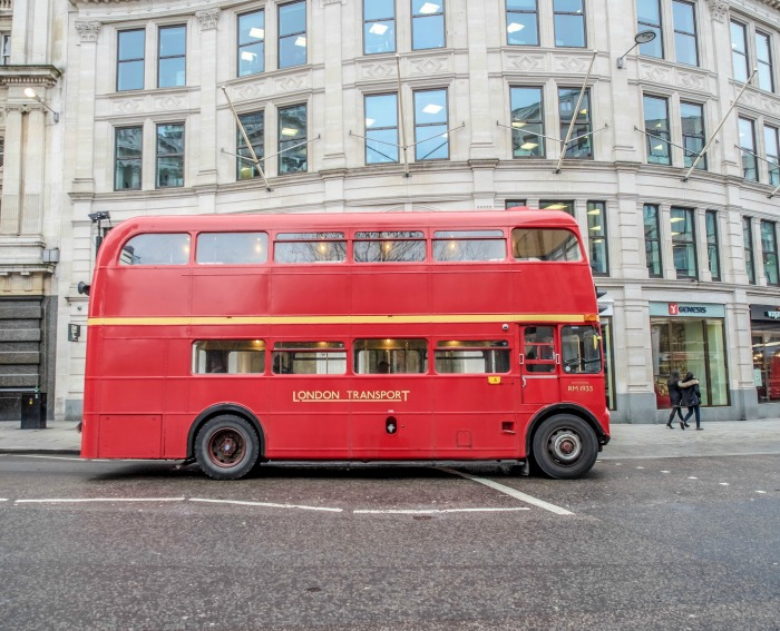 The Best 5-day London Itinerary for First-Time Visitors | London, England, United Kingdom | Red double decker bus