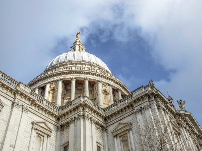 The Best 5-day London Itinerary for First-Time Visitors | London, England, United Kingdom | St. Paul's Cathedral