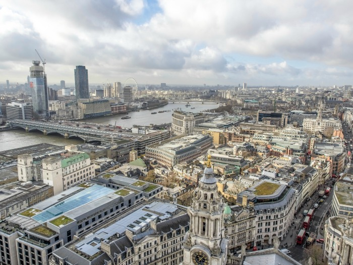 The Best 5-day London Itinerary for First-Time Visitors | London, England, United Kingdom | St. Paul's Cathedral dome view
