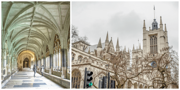 The Best 5-day London Itinerary for First-Time Visitors | London, England, United Kingdom | Westminster Abbey