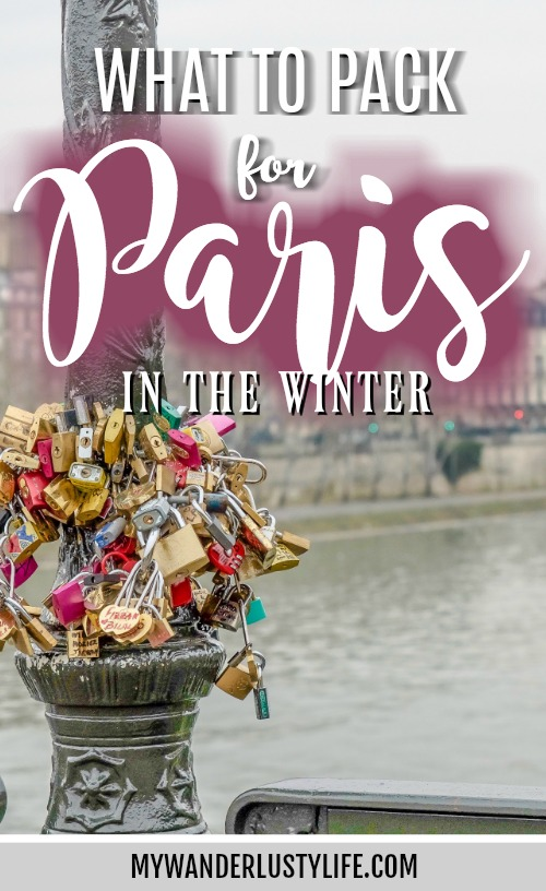 What to Pack for London and Paris in the Winter (for Real People) | What to wear in Europe in the winter | How to dress in the winter in Europe #whattopack #packingtips #london #paris #winterfashion