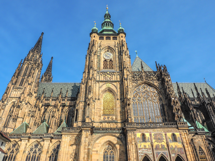 Czeching Out the Best of Prague in 3 Days   Prague Castle   St. Vitus Cathedral