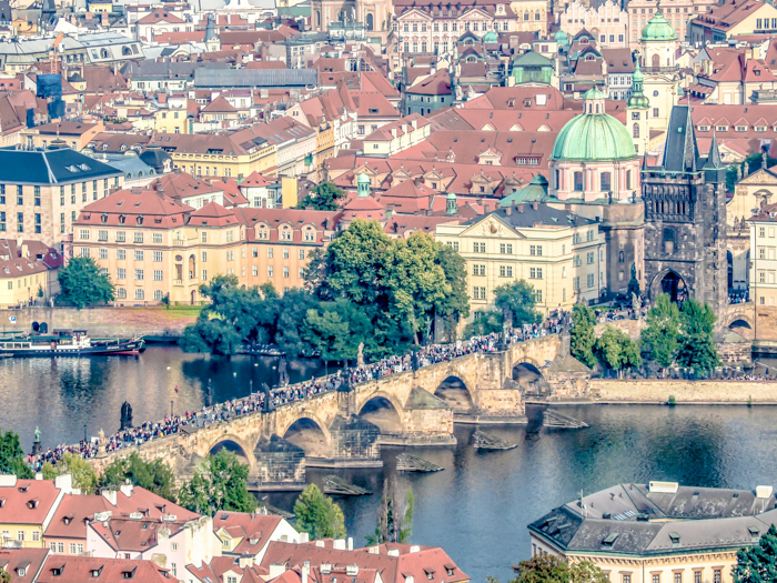Czeching Out the Best of Prague in 3 Days | Charles Bridge, Vltava River
