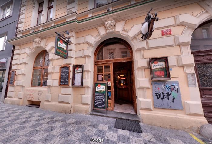 Czeching Out the Best of Prague in 3 Days   Czech Republic   best dinner in Prague, Restaurace Amos