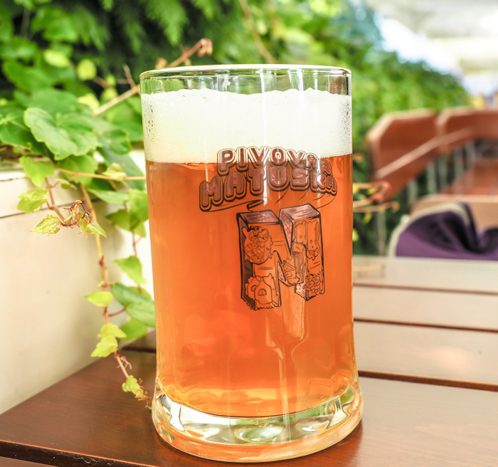 Czeching Out the Best of Prague in 3 Days   Czech Republic   Strahov Monastery Restaurant, beer