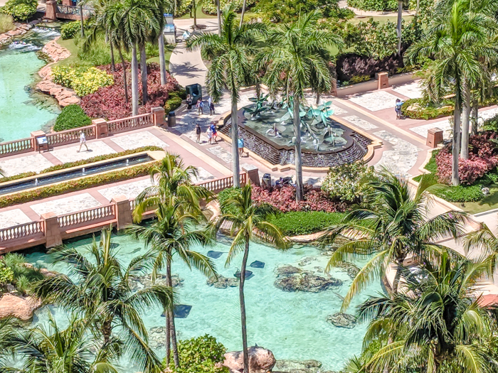 Do This, Not That // 2 Days in The Bahamas   The view from Atlantis Royal Towers   Where to stay in The Bahamas #TheBahamas #Bahamas #honeymoon #Atlantis #caribbean #beachvacation #resort
