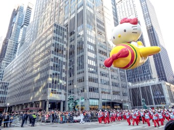 Do This, Not That at the Macy's Thanksgiving Day Parade in New York City