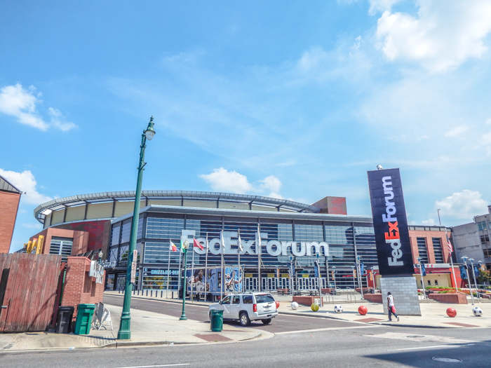200 things to do in memphis, tennessee for first-time visitors, a local's guide | See a basketball game at FedExForum #memphis #traveltips
