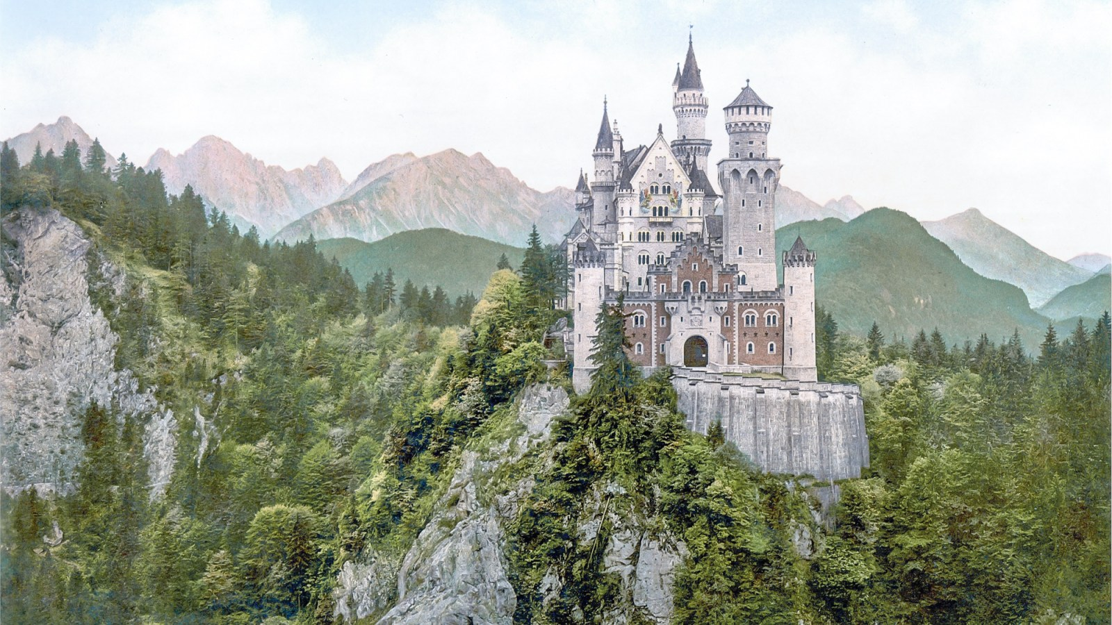 Traveling to Germany? Read these book | Books to read before traveling to Germany | WWII, Mad King Ludwig and Neuschwanstein Castle, Swan King, history
