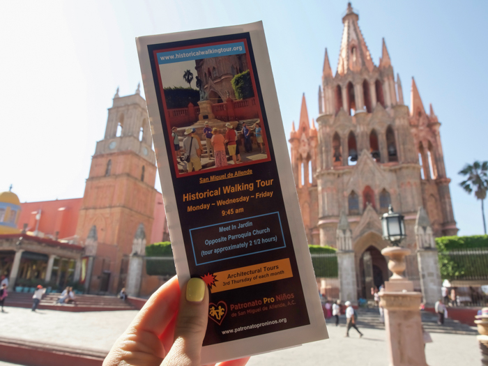 2 days in San Miguel de Allende travel tips | historical walking tour #sanmigueldeallende #mexico #traveltips #timebudgettravel #sanmiguel
