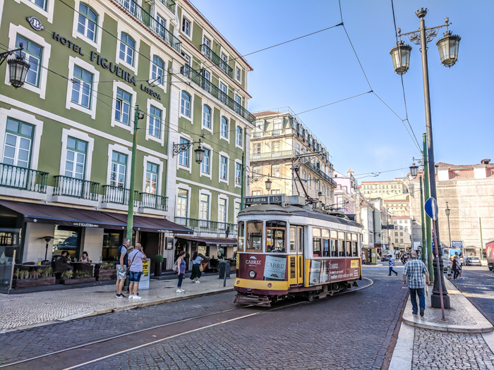 A First-Timer's Guide to Spending 3 Days in Lisbon, Portugal | What to do in Lisbon, what to see in Lisbon | UNESCO World Heritage Sites, museums, where to eat in Lisbon | How to spend 3 days in Lisbon | tram #traveltips #lisbon #portugal #timebudgettravel #tram