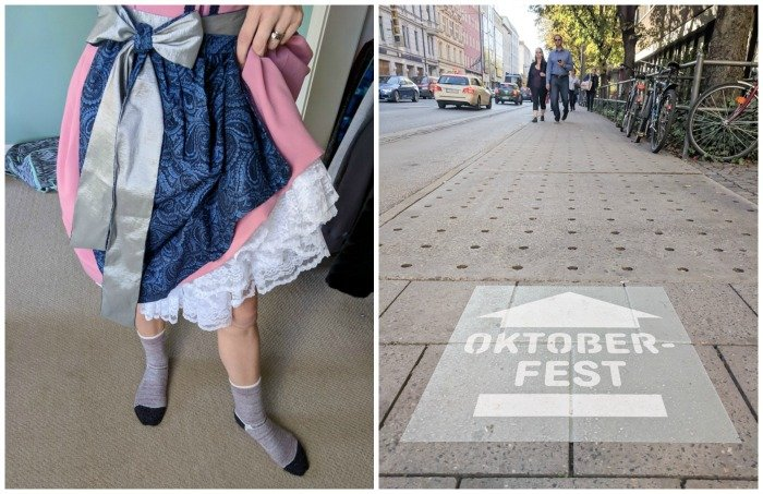 An Oktoberfest Tour Guide's Most Frequently Asked Oktoberfest Questions | Need to know Oktoberfest in Munich, Germany #oktoberfest #munich #germany #beer #festival | #Dirndl petticoat