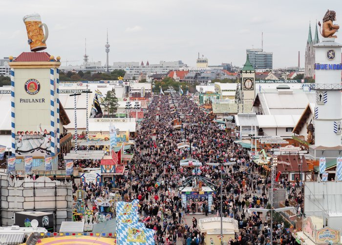 An Oktoberfest Tour Guide's Most Frequently Asked Oktoberfest Questions | Need to know Oktoberfest in Munich, Germany #oktoberfest #munich #germany #beer #festival | Theresienwiese, Wiesn