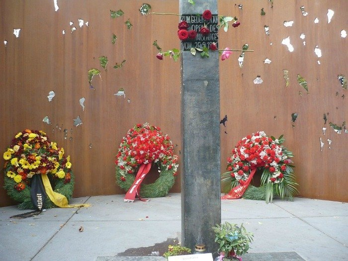 An Oktoberfest Tour Guide's Most Frequently Asked Oktoberfest Questions   Need to know Oktoberfest in Munich, Germany #oktoberfest #munich #germany #beer #festival   terrorist bombing memorial