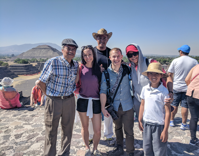 The best travel guidebooks, Culture Smart! travel guides | making friends at Teotihuacan in Mexico