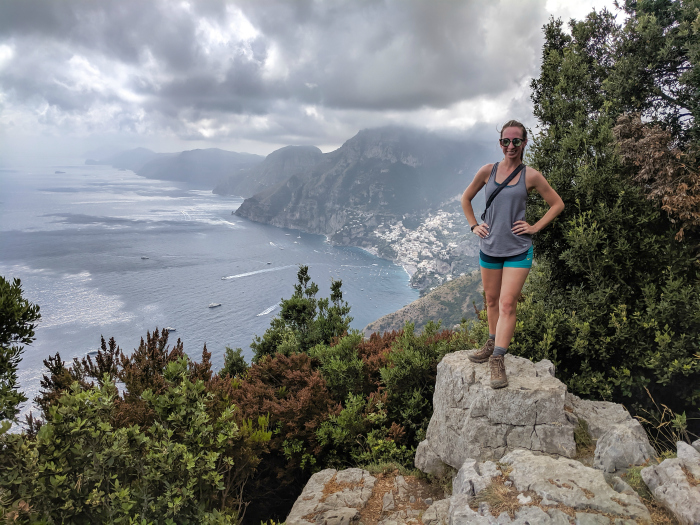 5 days in Sorrento, Italy + the Amalfi Coast, hiking the Path of the Gods, Il Sentiero degli Dei #sorrento #italy #amalficoast #pathofthegods #hike