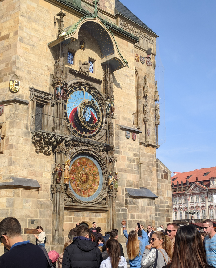 Astronomical Clock | Cool Prague Experiences | Czech Republic / Czechia | What to do in Prague, best prague things to see and do