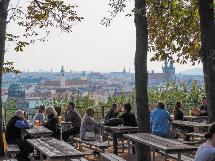 Letna Beer Garden | Cool Prague Experiences | Czech Republic / Czechia | Where to eat and drink in Prague, Prague travel tips