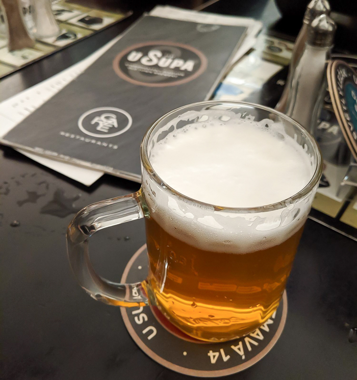 U Supa brewery and restaurant | Cool Prague Experiences | Czech Republic / Czechia | Where to eat and drink in Prague, Prague travel tips