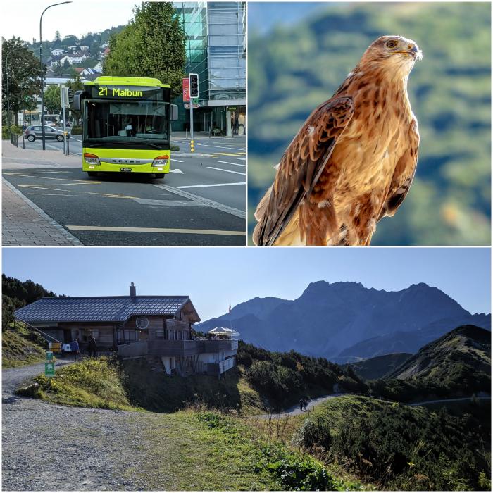 2 days in Liechtenstein | Malbun chairlift