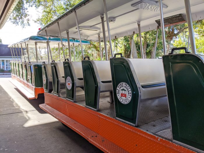 Is the St. Augustine Old Town Trolley tour handicap accessible? Should you Book the St. Augustine Old Town Trolley Tour? Check out this review + tips