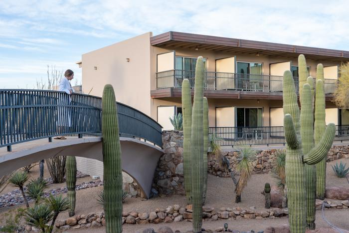 Civana Carefree wellness resort and spa, #spalife / Offseason Arizona: 8 Reasons to Visit Scottsdale in the Winter / Scottsdale, Arizona / #scottsdale #arizona #wintertravel