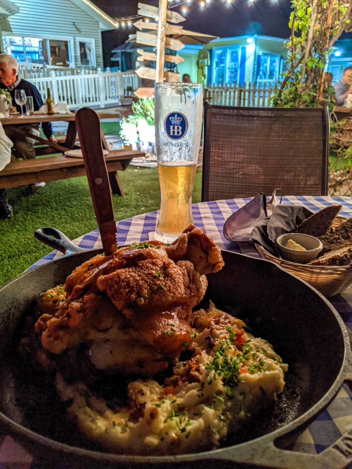 Siegfried's Restaurant and German Biergarten / 3 days in Sarasota, Florida / What to do in Sarasota, Where to eat in Sarasota, itinerary and information guide