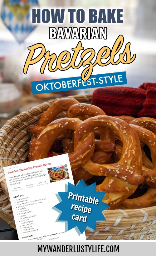 Oktoberfest Pretzels Recipe: How to Bake Bavarian Goodness at Home