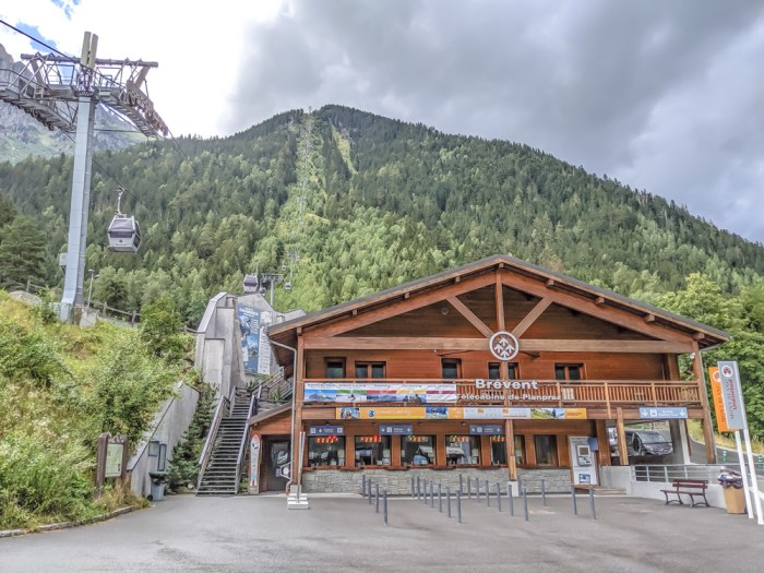 Awesome things to do in Chamonix in the summer: Alpine bucket list / Brevent cable car
