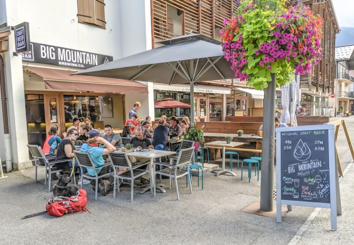 Awesome things to do in Chamonix in the summer: Alpine bucket list / Big Mountain Brewing Company