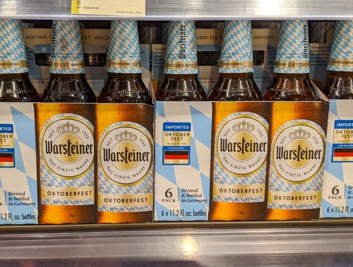 Oktoberfest party beer: What kind of beer to serve at your oktoberfest party | Warsteiner Oktoberfest beers