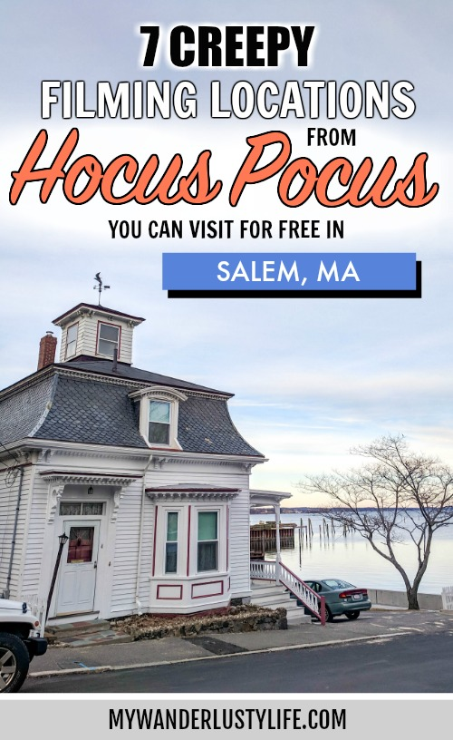 7 creepy Hocus Pocus filming locations you can visit in Salem, Massachusetts, Halloween in Salem, Hocus Pocus movie locations, Sanderson Sisters