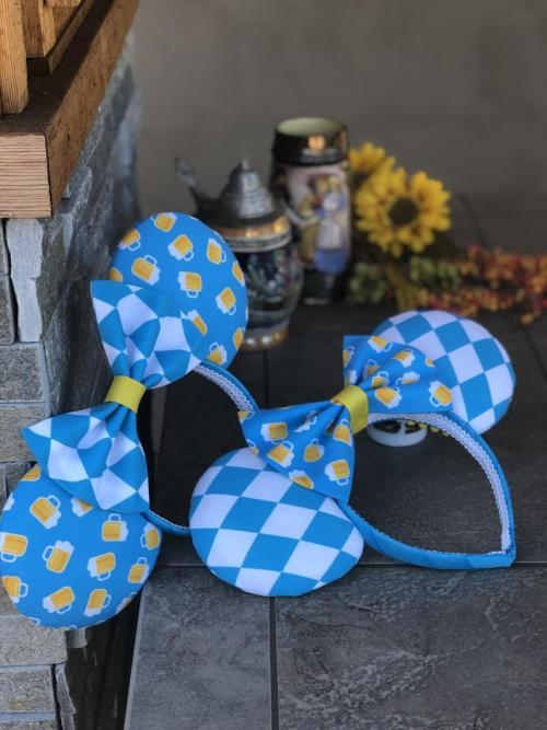 oktoberfest gift ideas, perfect gifts for oktoberfest lovers: Disney mouse ears, minnie mouse ears, disney world