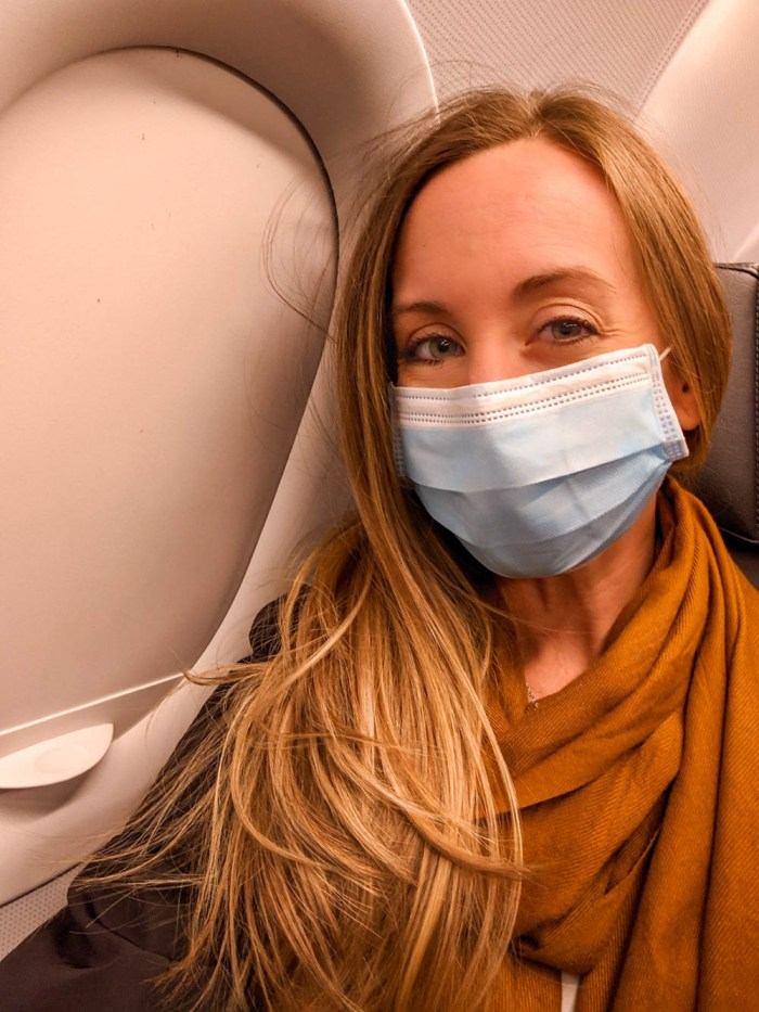 non-medical disposable masks | Must-Have Travel Safety Items: 17 Essentials for Your Travel Safety Kit | Travel health and safety | solo female travel safety