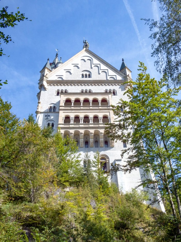 Back side   10 Crucial Tips to Visit Neuschwanstein Castle Skillfully and Worry-Free   Tips for visiting Neuschwanstein Castle in Bavaria, Germany   Neuschwanstein Castle tour tickets