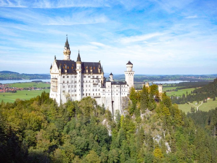 classic view   10 Crucial Tips to Visit Neuschwanstein Castle Skillfully and Worry-Free   Tips for visiting Neuschwanstein Castle in Bavaria, Germany   Neuschwanstein Castle tour tickets