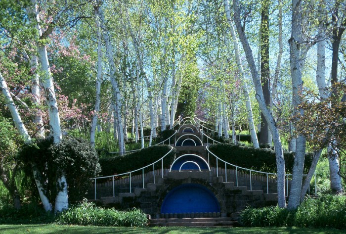 Naumkeag stairs, Stockbridge, Massachusetts | 6 Easygoing Towns in the Berkshires You Need to Visit