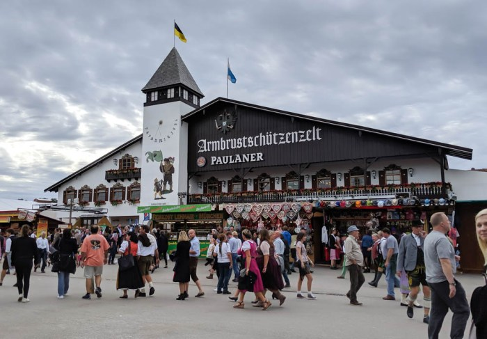 Armbrustschützenzelt | Will Oktoberfest 2021 take place? Is Oktoberfest 2021 going to be canceled? All the info you need to know like what to do, how to plan ahead, official announcements out of Munich, Germany