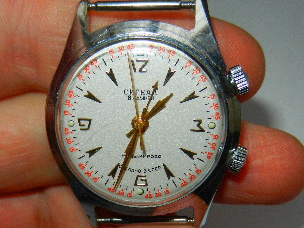 cara setting alarm grand new avanza veloz semisena poljot signal sygnal vintage soviet watch