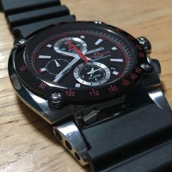 Cara Setting Alarm Grand New Avanza Toyota Yaris Trd Wiki Seiko Sportura F1 Honda Racing Team Chronograph