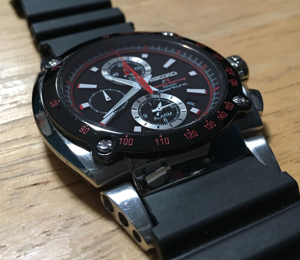 cara setting alarm grand new avanza spesifikasi e 2015 seiko sportura f1 honda racing team chronograph