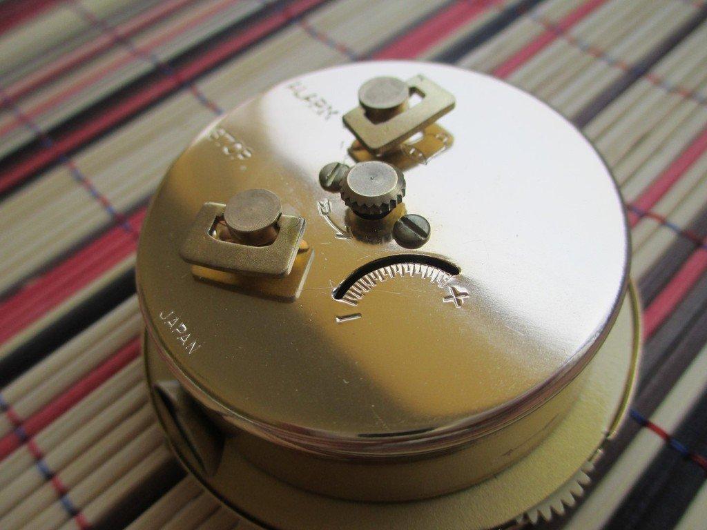 cara setting alarm grand new avanza indikator fs for a fellow orient fan vintage mechanical travel