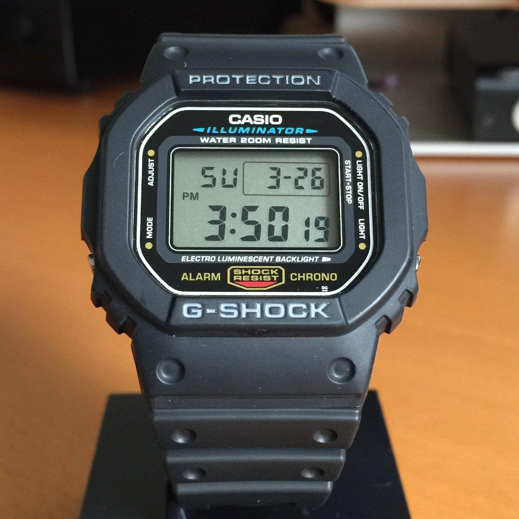 FS: Casio DW5600E - myWatchMart