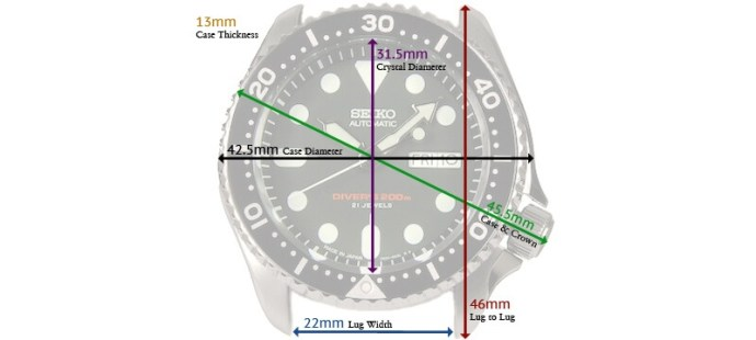 seiko-skx007-dimensions