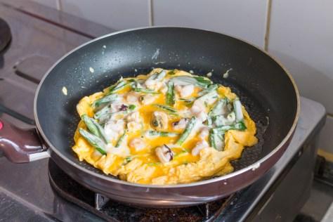 160402 - Korean Seafood Pancake - 009