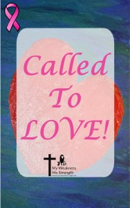 God's Love, Love your neighbor, called to love